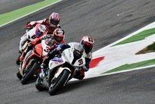Superbike - Melandri mit bislang bester Ausbeute: BMW konnte in Miller richtig feiern