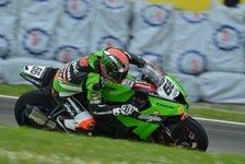 Superbike - Franzose �berzeugt durch starke Leistungen: Loris Baz bleibt bis zum Saisonende