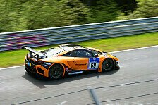 FIA GT World Series - Start in Nogaro: Nogaro: Hoffmeister im D�rr-McLaren