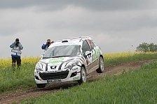 DRM - Turbulente Sachsen Rallye für GO!Racing