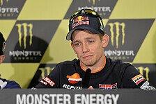 MotoGP - Ich werde lernen, damit zu fahren: Stoner ohne Angst vor neuen Vorderreifen