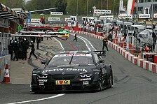 DTM - Reifen in Rechtskurven stark belastet