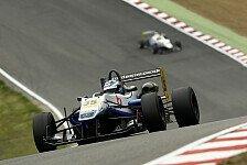 Formel 3 EM - F�r �berraschungen sorgen: Double R Racing steigt mit drei Autos ein
