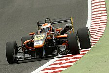 Formel 3 EM - Regenschauer machen das Leben schwer: Alle Pole-Positions in Silverstone gehen an Briten