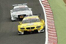 DTM - Das ist doch schon mal etwas: Frey: Duell gegen Schumacher gewonnen