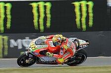 MotoGP - Rossi hielt Reihe zwei für möglich