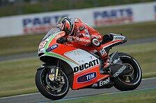MotoGP - Sonne und jede Menge Runden: Ducati-Test in Mugello endet erfolgreich