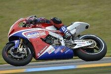 MotoGP - Kein Chattering in Le Mans: Ellison: Von nun an stetig steigern