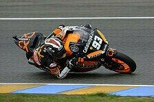 Moto2 - Man�ver gegen Espargaro wird teuer: Eine Strafminute f�r Marquez