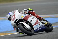 Moto2 - Viel mehr ein Racer: Krummenacher hofft auf Raketenstart