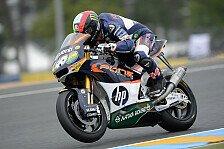 Moto2 - Der Vorsprung schmolz ein wenig: Espargaro f�hrt auch 2. Moto2-Training an