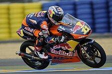Moto3 - Im Hier und Jetzt: Cortese will weiter f�r KTM fahren