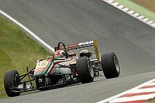 F3 Euro Series - Prema nimmt das Podium ein: Marciello triumphiert in Brands Hatch