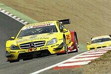 DTM - Es wird langes & hartes Rennen: Coulthard: Performance nicht g�nzlich schlecht