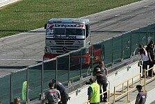 Mehr Motorsport - Nervosit�t ist verflogen
