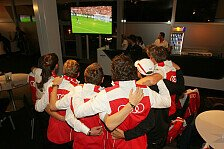 DTM - Kurioses aus dem Fahrerlager: Video - Die DTM trauert mit dem FC Bayern
