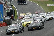 DTM - Neues Punktesystem kommt bei Fahrern gut an