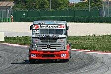 Mehr Motorsport - Hektische Wochen f�r das Team: Truck EM - Lohr vor zweitem Einsatz zuversichtlich