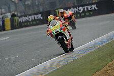 MotoGP - Rossi mit Tag eins unzufrieden