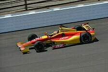 IndyCar - Saavedra darf in Sears Point fahren