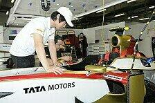 Formel 1 - Ein Chinese f�r die Spanier: HRT: Ma Qing Hua f�hrt Nachwuchstest