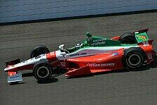 IndyCar - Mit viel Erfahrung zum Klassiker: Indy 500: Jourdain bekommt drittes RLLR-Auto