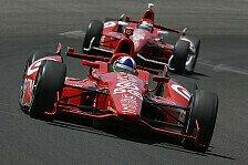 IndyCar - Entscheidung in Runde 200: Indy 500: Franchitti holt dritten Sieg