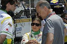 IndyCar - Motoren von Chevrolet: De Silvestro wechselt 2013 zu KV Racing