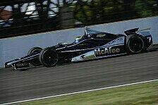 IndyCar - Bourdais & Legge m�ssen sich Cockpit teilen: Dragon reduziert Programm auf ein Auto