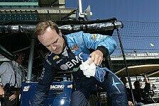 IndyCar - Anders als alles was ich je gemacht habe: Barrichello: Beim Indy-Deb�t bester Rookie