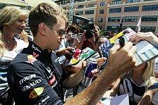 Formel 1 - Landesweit im US-Fernsehen: Vettel mit Auftritt bei David Letterman
