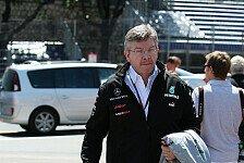 Formel 1 - FIA als Kosten-Polizei: Brawn: Die Budgetgrenze ist essentiell