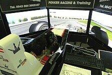 Moto3 - Im Simulator Barcelona ge�bt: Sissis als Trainingsgast bei Penker Racing