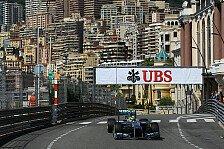 Formel 1 - Vor der Haust�r aus Startreihe eins: Rosberg am Sonntag erster Webber-Verfolger