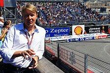 Formel 1 - Es ist zu fr�h: H�kkinen kritisiert Verstappen-Deal