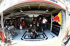 Formel 1 - Gef�hrliche Formel 1: Nach Williams-Feuer: Red Bull bessert nach