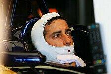 Formel 1 - Ricciardo: Probleme in der ersten Runde