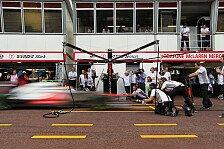 Formel 1 - Herzschlagrate statt Reifentemperatur: McLarens F1-Software hilft kranken Kindern