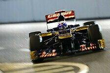 Formel 1 - Alles vor der F1 ist Kindergarten: Toro Rosso: Gl�cklich mit dem Fahrerduo