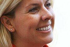 Formel 1 - De Villota f�hlte sich einsam: Noch ein weiter Weg f�r Frauen im Motorsport