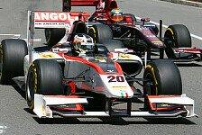 GP2 - Rapax bietet Chance zum Deb�t: De Jong ersetzt Teixeira in Valencia