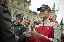 DTM - Qualmende Reifen & dr�hnende Motoren: DTM-Showrun mit Tomczyk & Co in Graz
