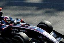 WS by Renault - Tuscher j�ngster Pilot in der Formel Renault 3.5: S�rensen beendet Test an der Spitze