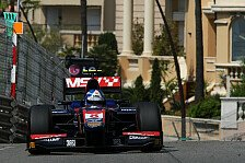 GP2 - Massencrash in Runde eins: Palmer feiert ersten Sieg im Sprint