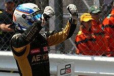 GP3 - Bilder: Monaco - 3. & 4. Lauf