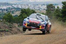 WRC - Test beendet: Hirvonen nach Highspeed-Unfall unverletzt