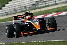 Formel 2 - Pole Position für Pommer