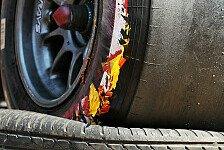 Formel 1 - Video: Reifentest in Budapest