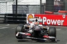Formel 1 - Perez: Unverständnis für Maldonado