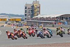 MotoGP - Ein Feind der Einheits-Elektronik: Franco Uncini, der Herr der Auslaufzonen